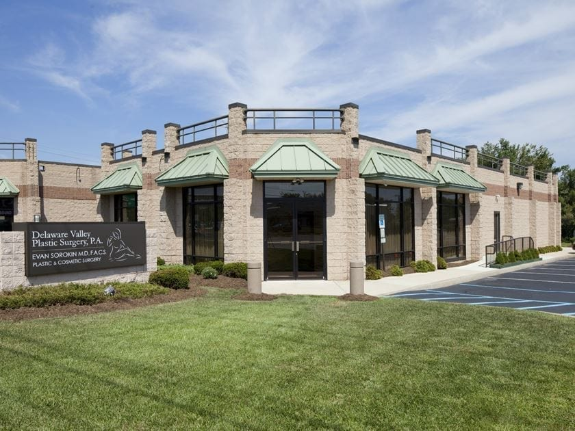 Delaware Valley Plastic Surgery practice exterior photo